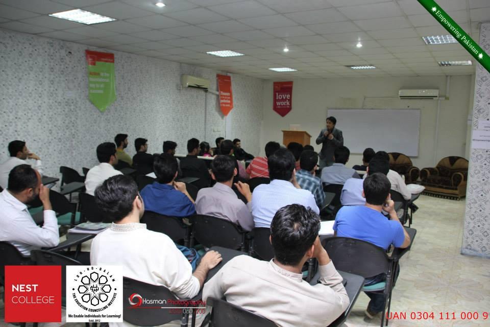 NEST Seminar 3