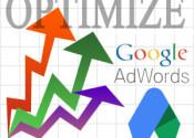 google adwords optimize