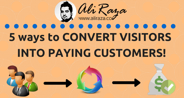 convert-visitors-into-customers