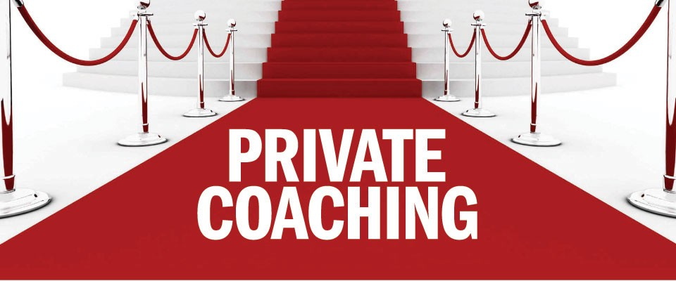 get paid for private coaching