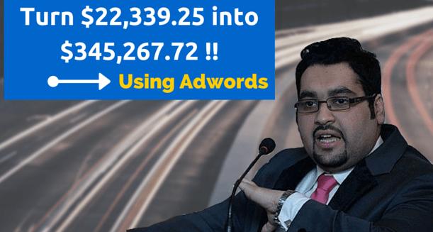 google adwords case study