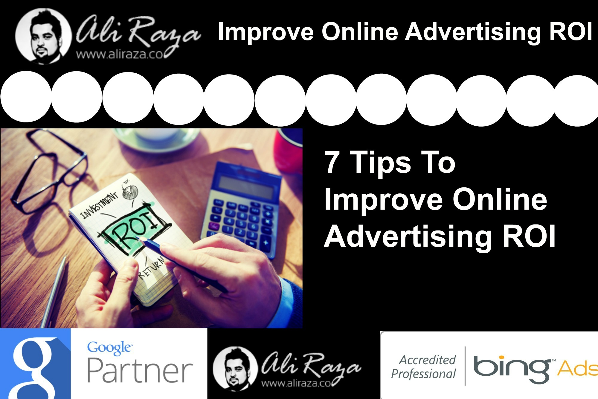 7 tips to improve online advertising ROI