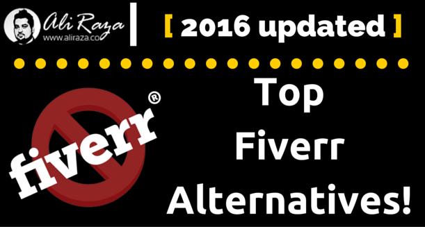 top fiverr alternatives