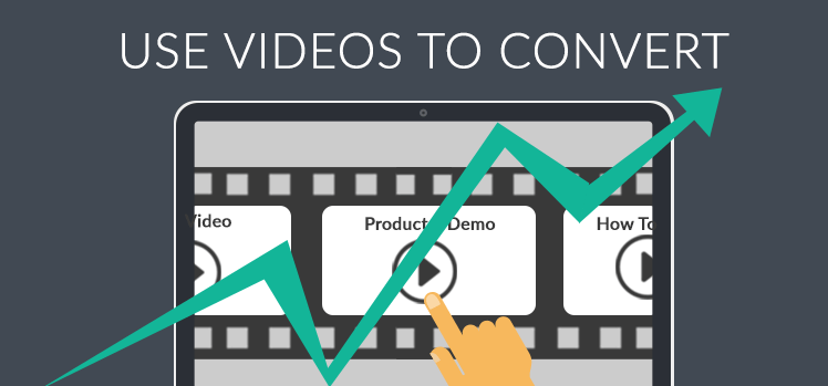 use videos to convert