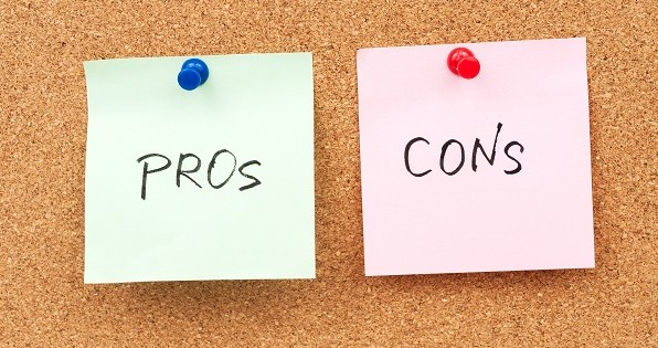 pros and cons of blog commenting