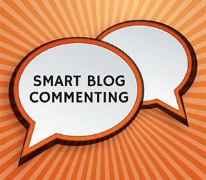 start blog commenting