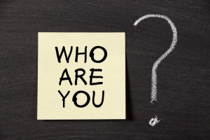 who are you? be an authority