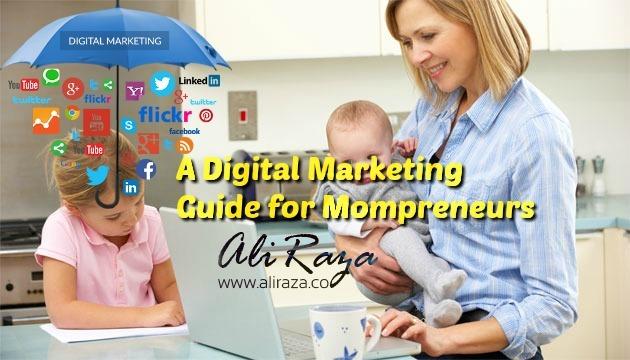 digital marketing for mompreneurs