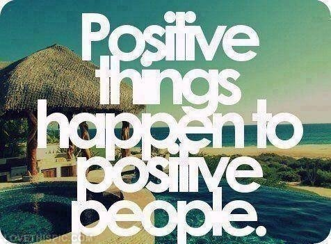 positive things for positive people