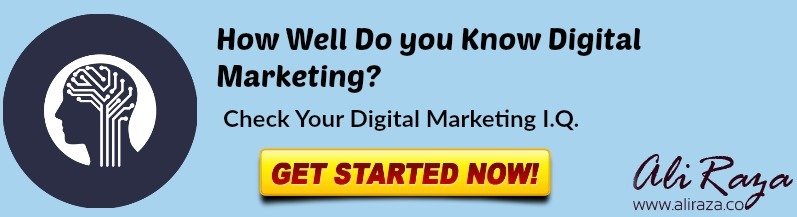 Check Your Digital Marketing IQ