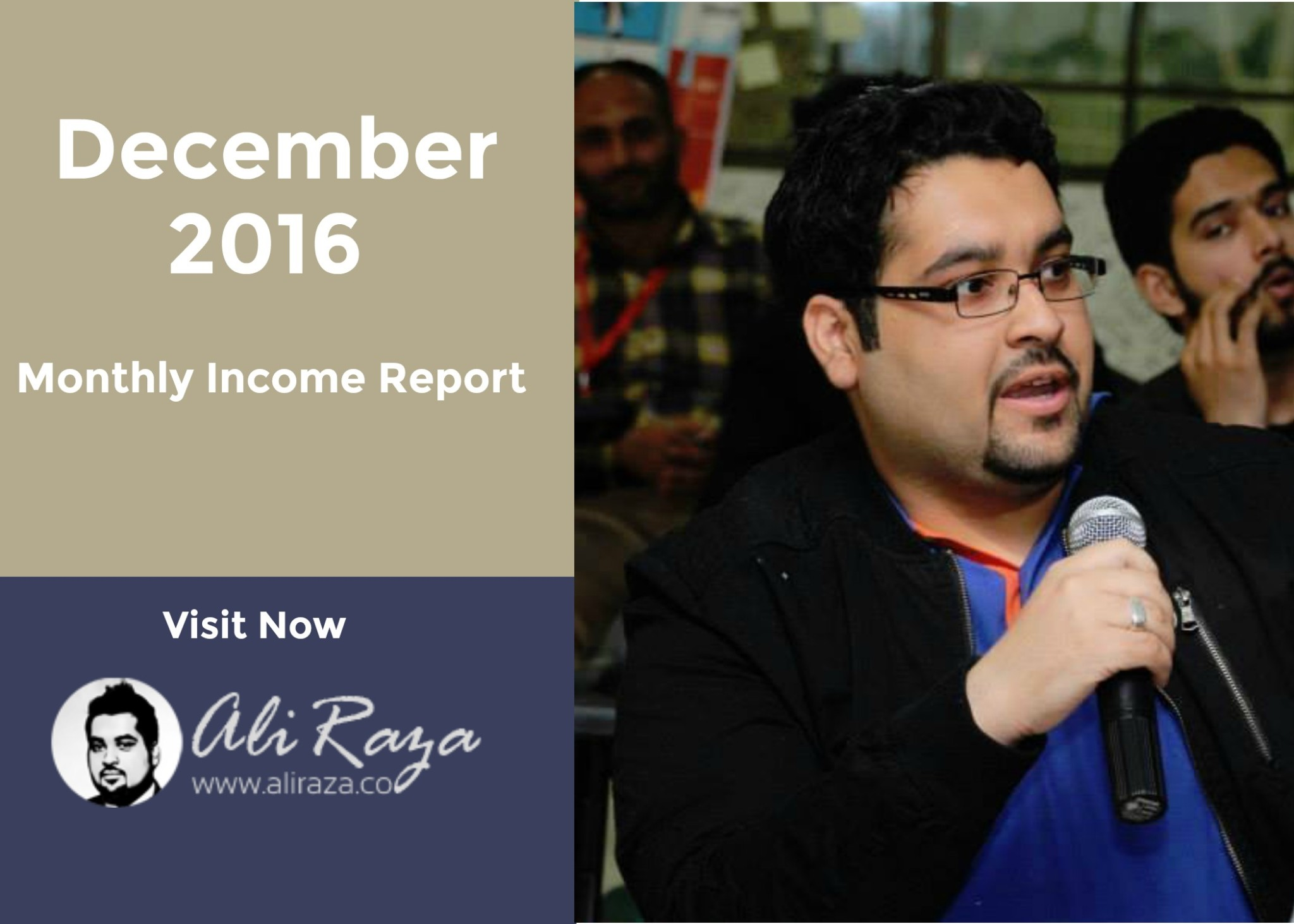 december 2016 monthly income report aliraza.co