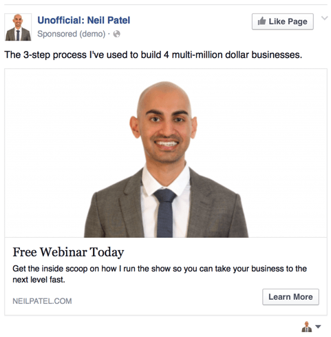 Neil Patel Sales Funnel 2