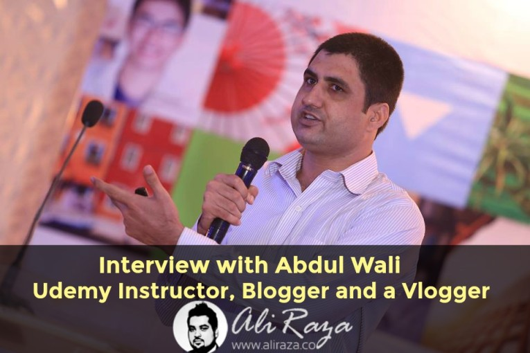 interview with abdul wali