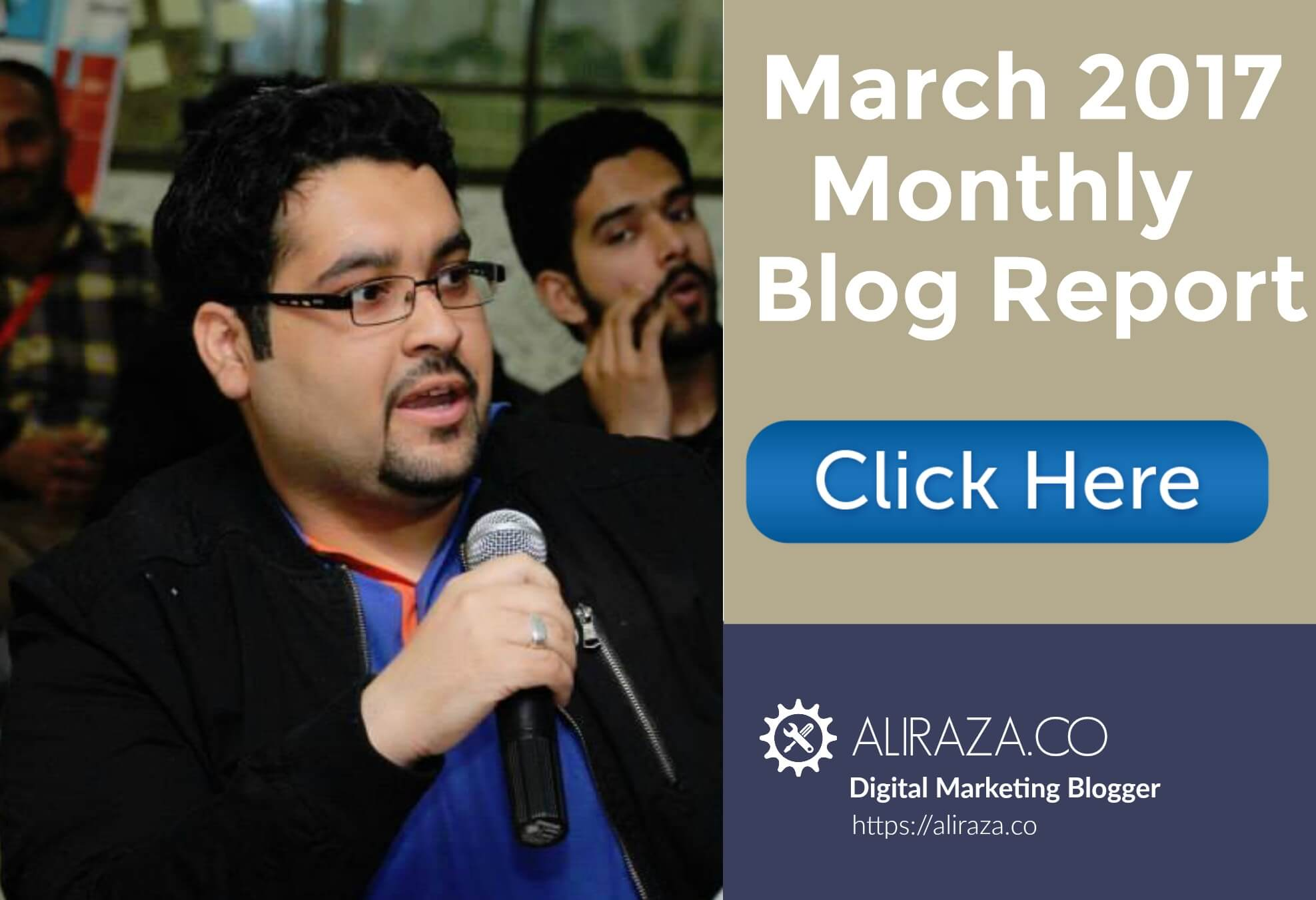 AliRaza.co March Monthly Income Report