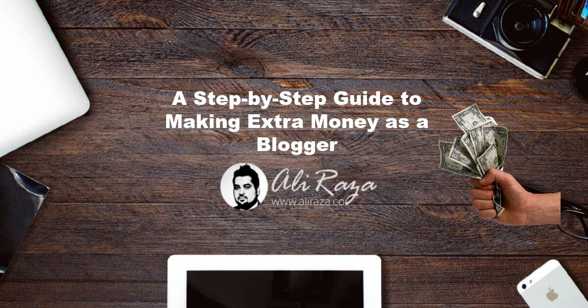 how to make money being a blogger