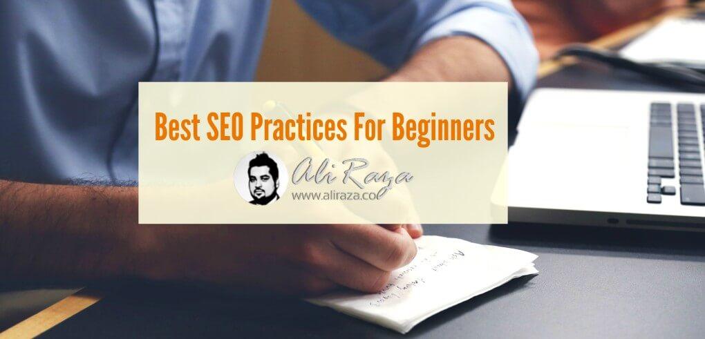 best seo practises for beginners