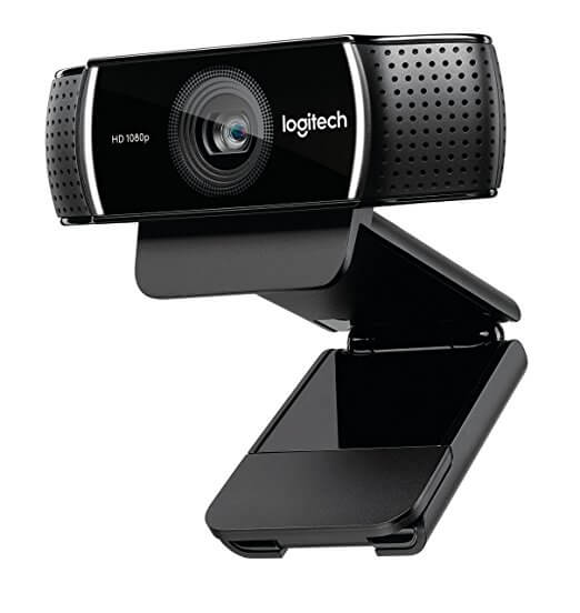 Logitech C922x Pro Stream Webcam – Full 1080p HD Camera best cheap vlogging camera under 100