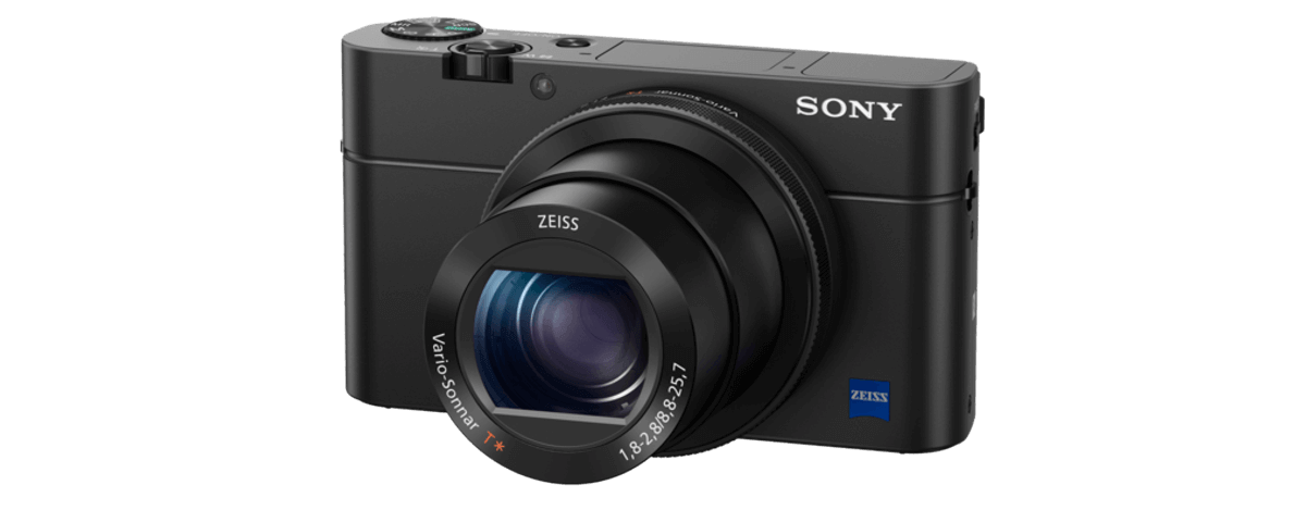 Sony RX100 best vlogging camera