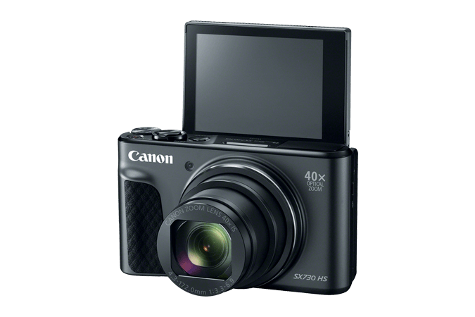 Canon PowerShot SX730 Best Choice Digital Vlogging Camera