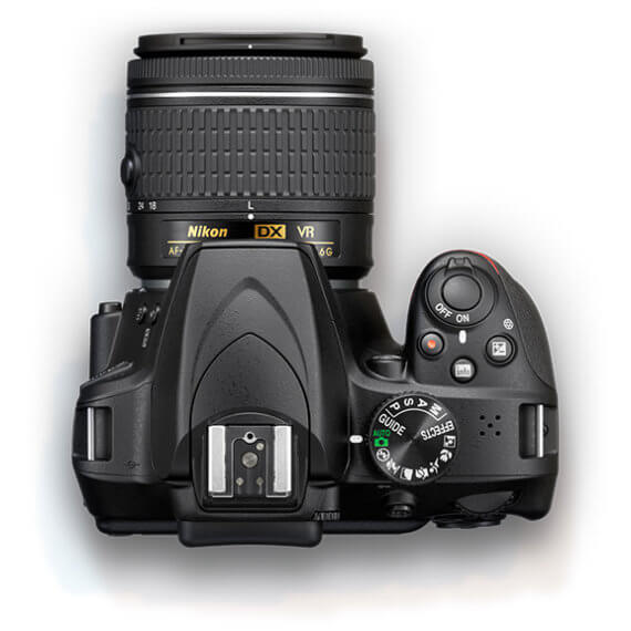 Nikon D 3400 best quality vlogging camera