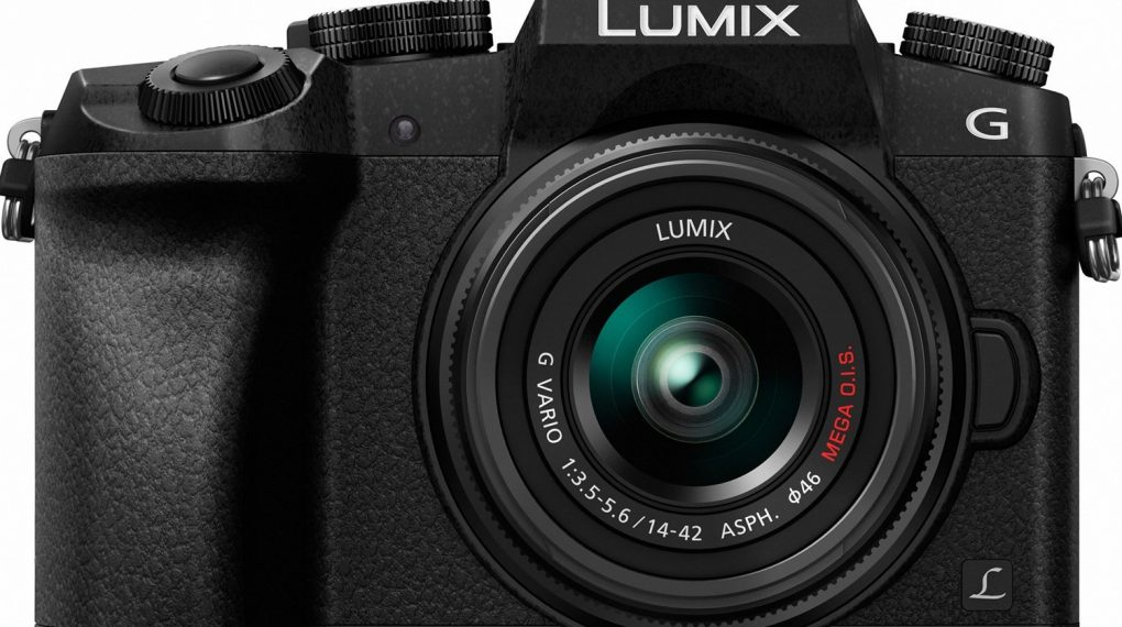 Panasonic LUMIX DMC-G7KK DSLM Mirrorless 4K Camera