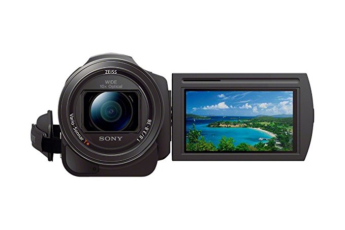 Sony 4K HD Video Recording FDRAX33 Handycam Camcorder - 4K/ULTRA HD