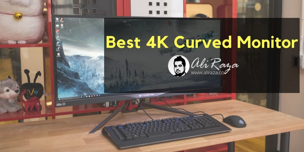 best 4k curved monitors