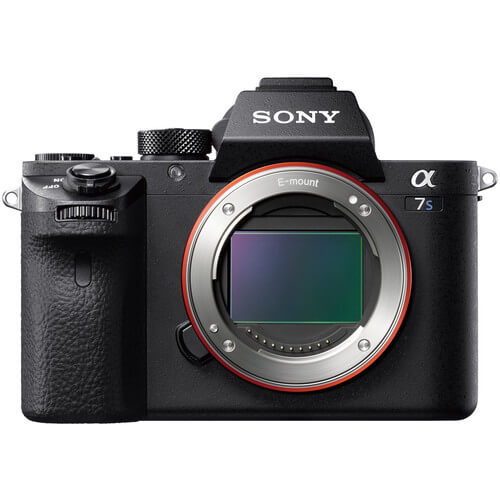 Sony Alpha a7S II Mirrorless Digital Vlogging Camera