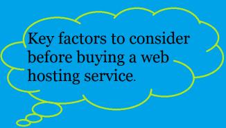 key factors to consider before buying cheap wordpress hosting
