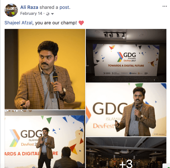 facebook marketing example without spending a dollar by ali raza