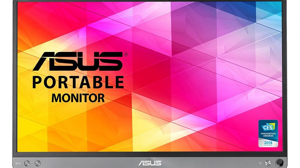 ASUS ZenScreen MB16AC Monitor