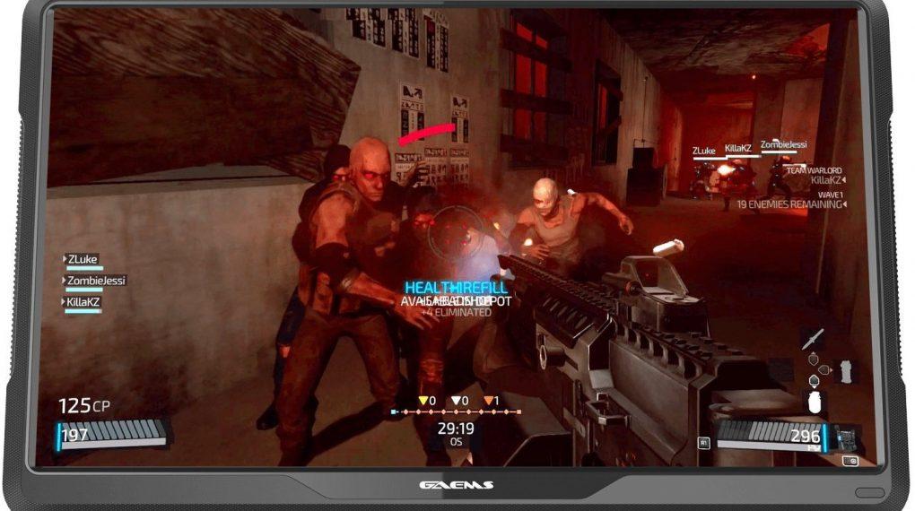 GAEMS M155 Best Portable Gaming Monitor