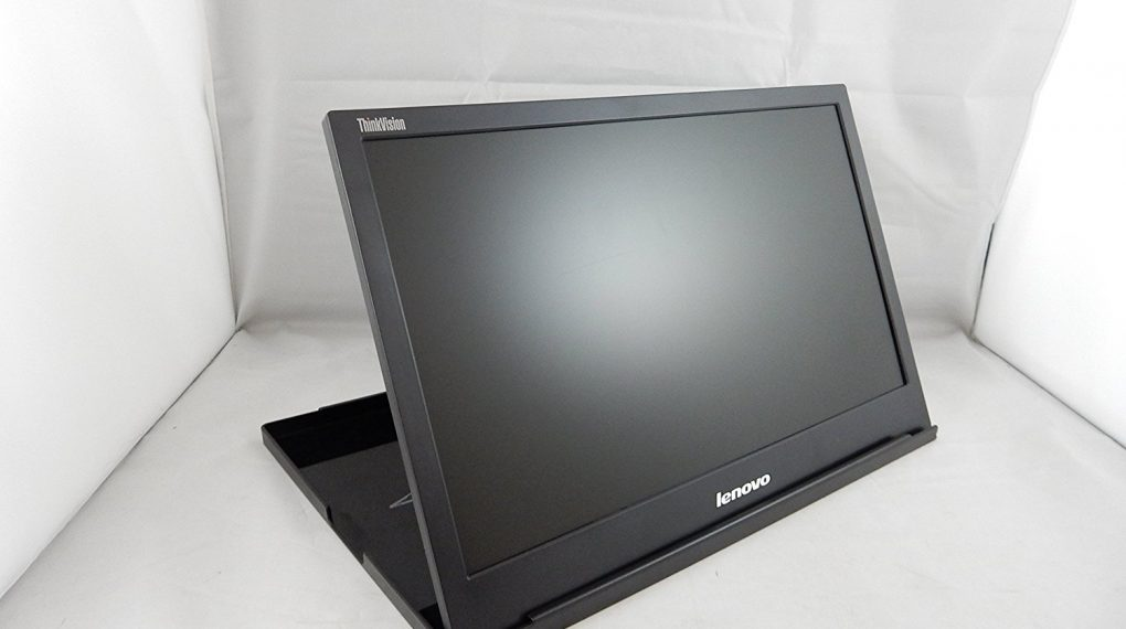 Lenovo ThinkVision LT1421 14 Portable USB LED Monitor
