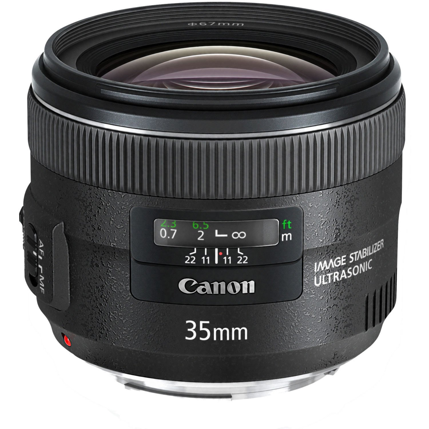 Canon EF 35mm f:2 IS USM Wide-Angle Lens high end dslr lens
