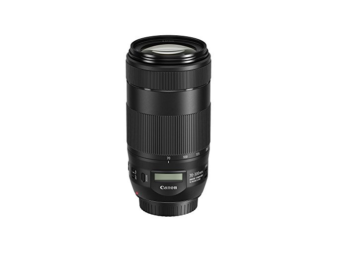 Canon EF 70-300mm f:4-5.6 is II USM Lens - Premium dslr lens