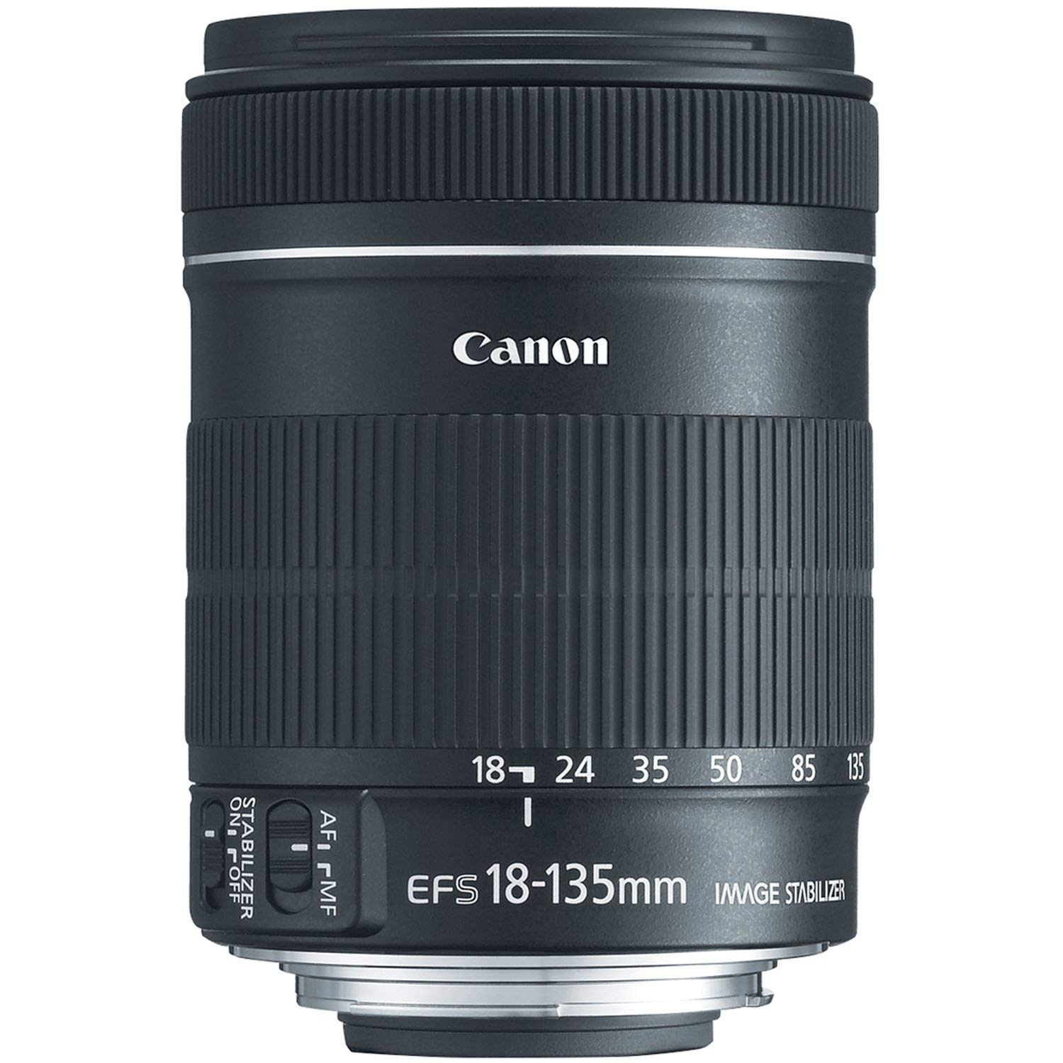 Canon EF-S 18-135mm f:3.5-5.6 - Best DSLR Lens on Budget