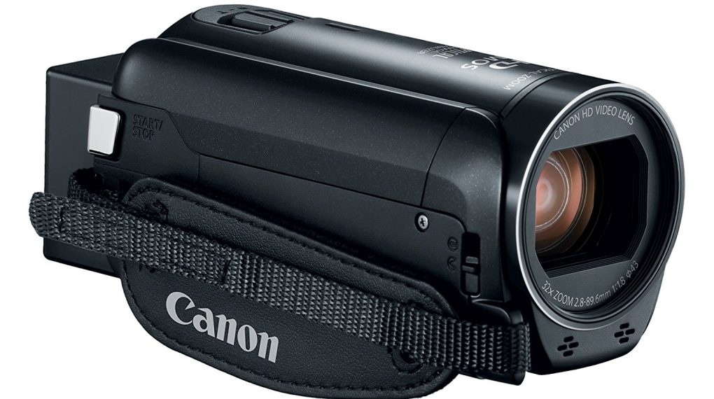 Canon VIXIA HF R800 [Recommended Camcorder]