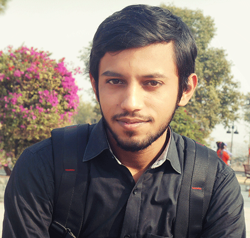 Ammar Ali young pakistani blogger