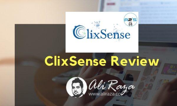 Clixsense review