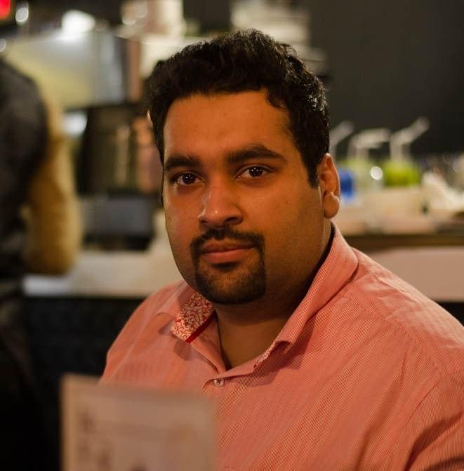 ali raza best lahore pakistani blogger