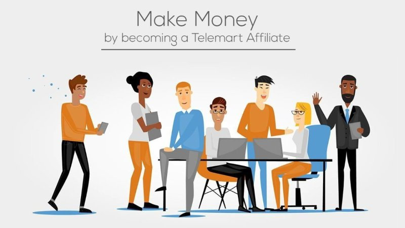 how to earn money online in pakistan with telemart