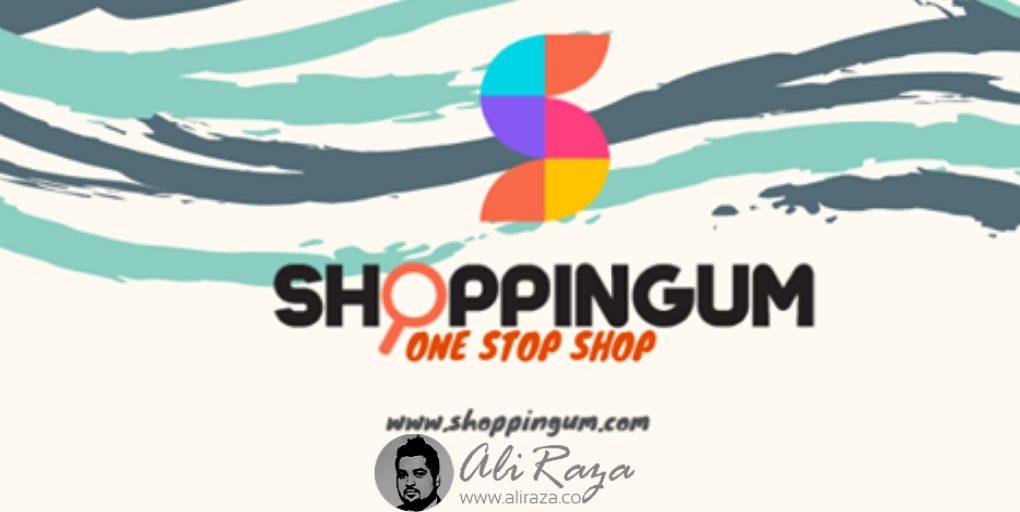 Shoppingum review by Ali Raza