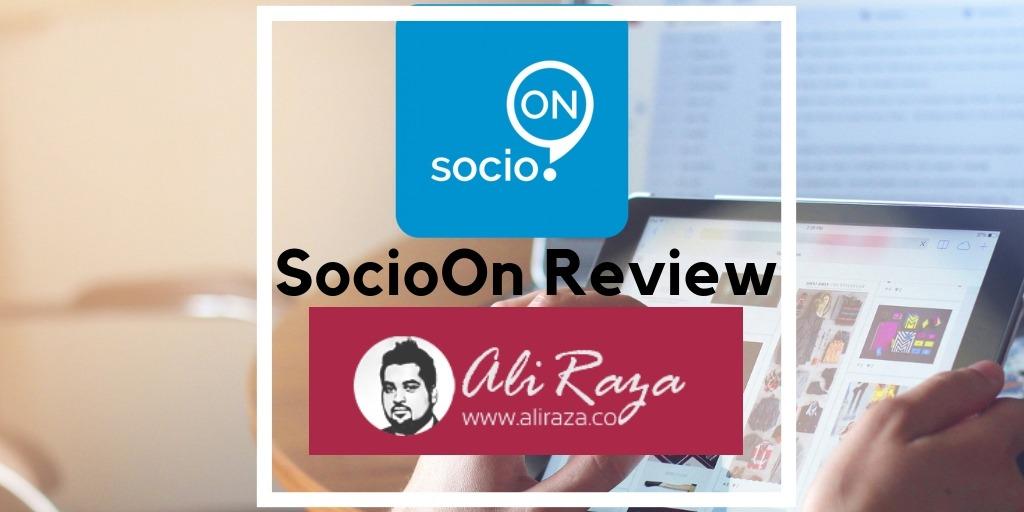 SocioOn review