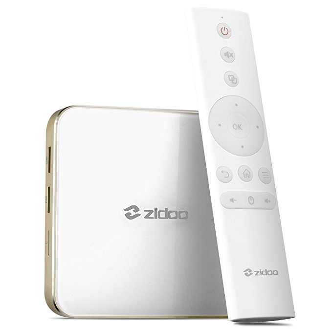 Zidoo H6 Pro Android 7.0 TV Box Review
