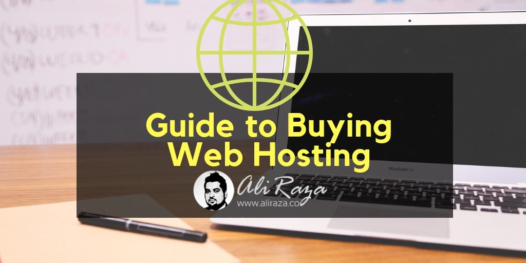 guide to buying web hosting