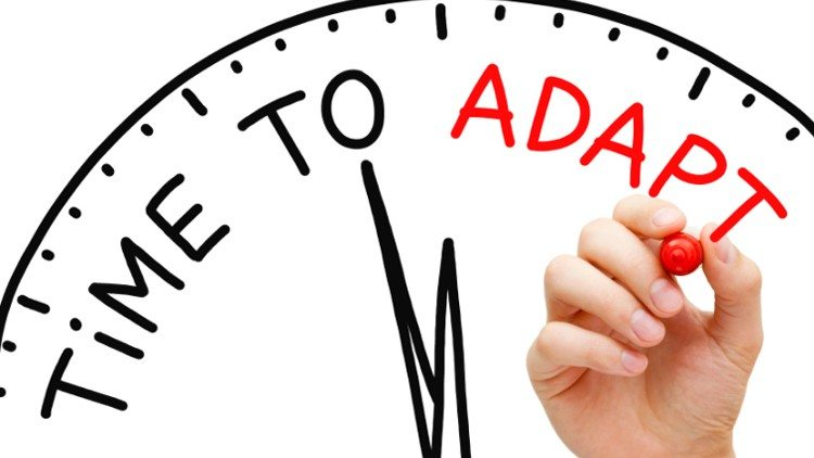 time to adapt changes emerging trends