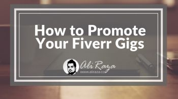 How to Promote Your Fiverr Gigs