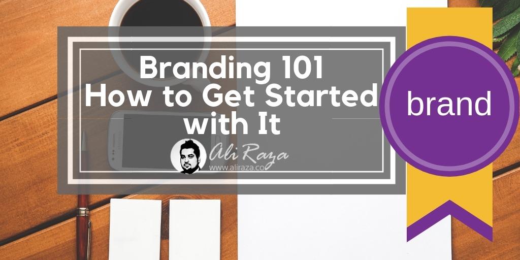 branding 101 - what is branding