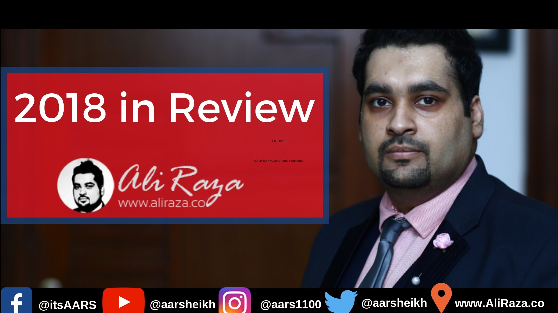 2018 Review aliraza.co