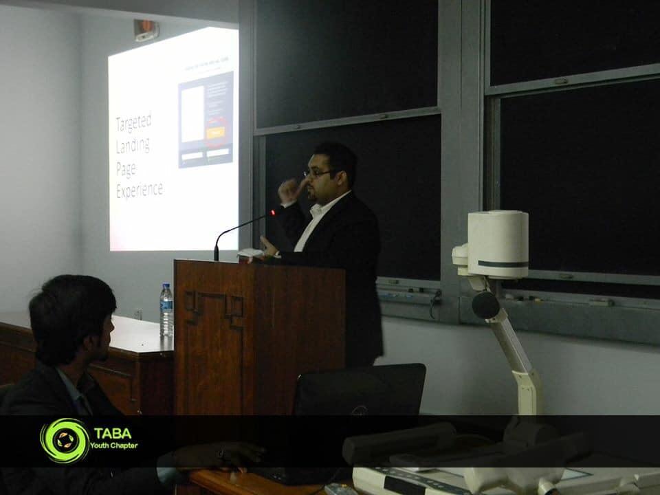 Conversion rate optimisation workshop by Ali Raza